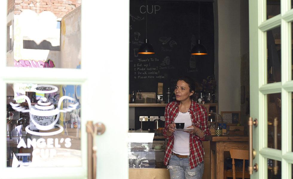 Angel's Cuр: отличный кофе в Лимасоле
